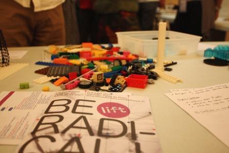 Ne dites pas à ma mère que je fais de la prospective urbaine, elle croit que je joue aux Lego!